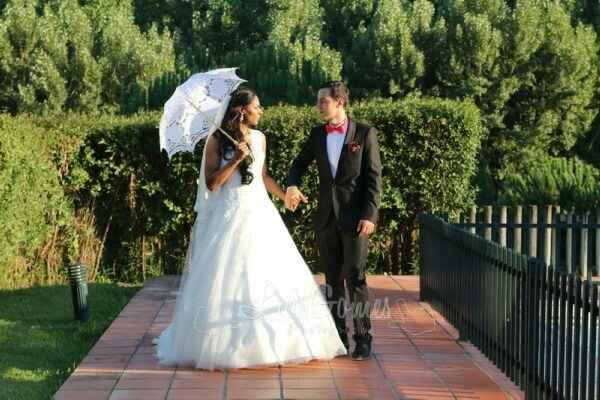 Alguma das noivas teve coragem de encomendar o vestido pela internet sem experimentar? - 6