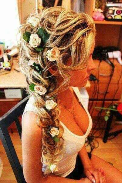 Penteado para tipo de vestido - 3