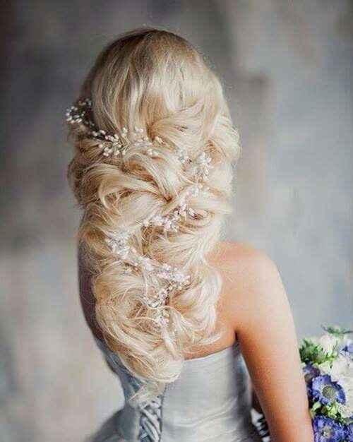 Penteado para tipo de vestido - 5
