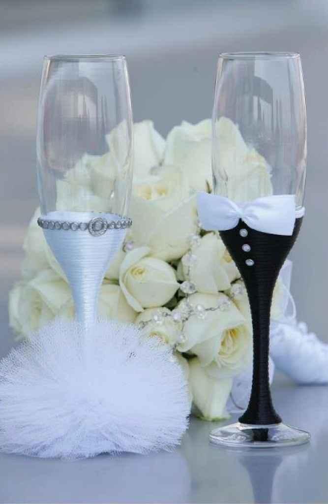 Copos dos noivos - 1