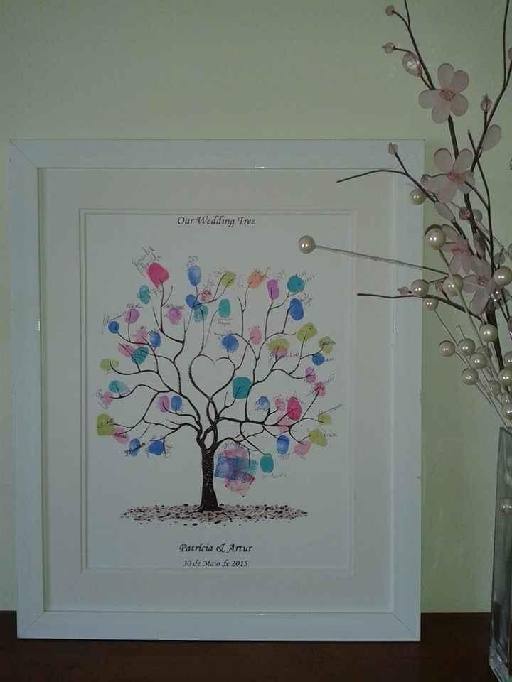 9 - Wedding Tree