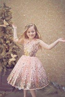 Inspirações para o Mês Dourado: Vestidos para Daminhas 6