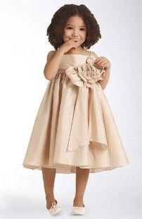 Inspirações para o Mês Dourado: Vestidos para Daminhas 8
