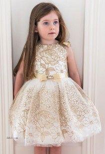 Inspirações para o Mês Dourado: Vestidos para Daminhas 9