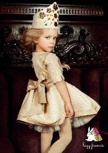 Inspirações para o Mês Dourado: Vestidos para Daminhas 20