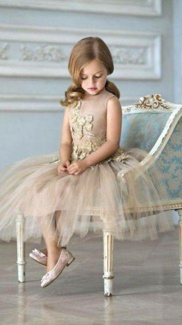 Inspirações para o Mês Dourado: Vestidos para Daminhas 22