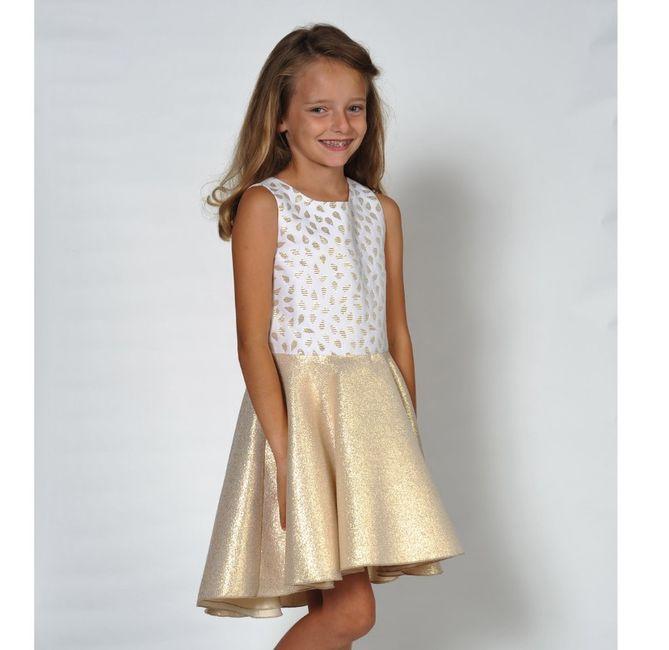 Inspirações para o Mês Dourado: Vestidos para Daminhas 28