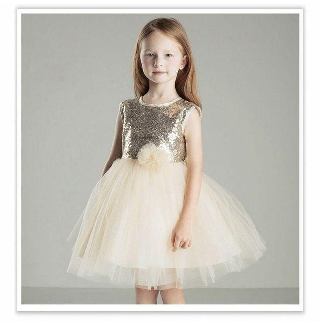 Inspirações para o Mês Dourado: Vestidos para Daminhas 29