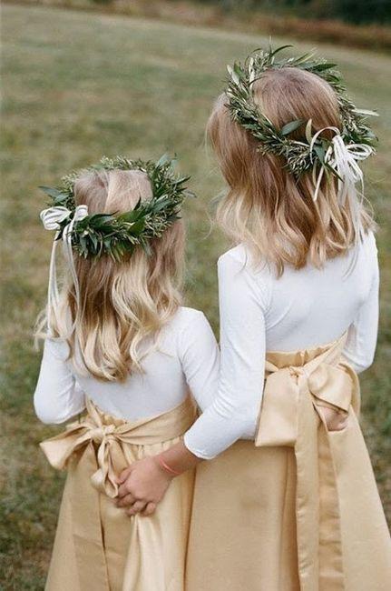 Inspirações para o Mês Dourado: Vestidos para Daminhas 34