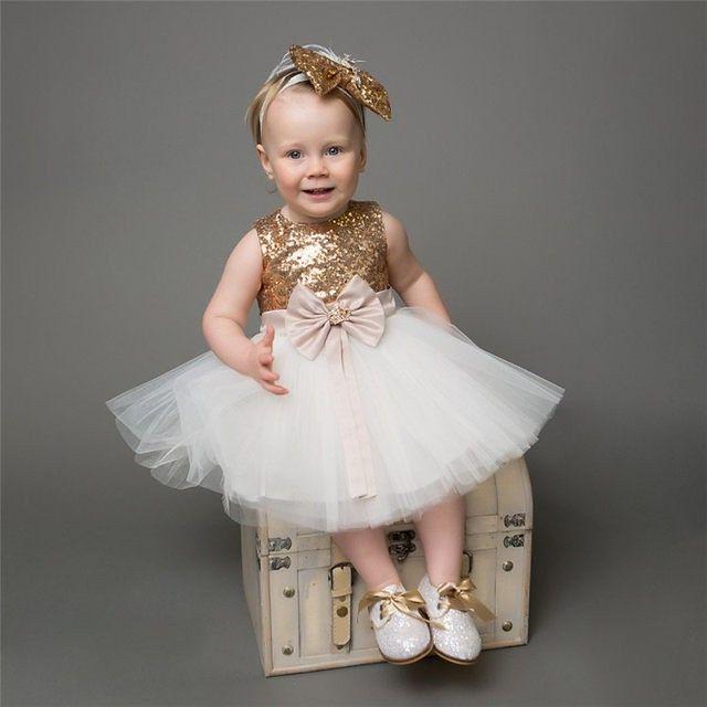 Inspirações para o Mês Dourado: Vestidos para Daminhas 43
