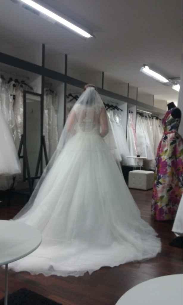 Aqui está o meu vestido - 2
