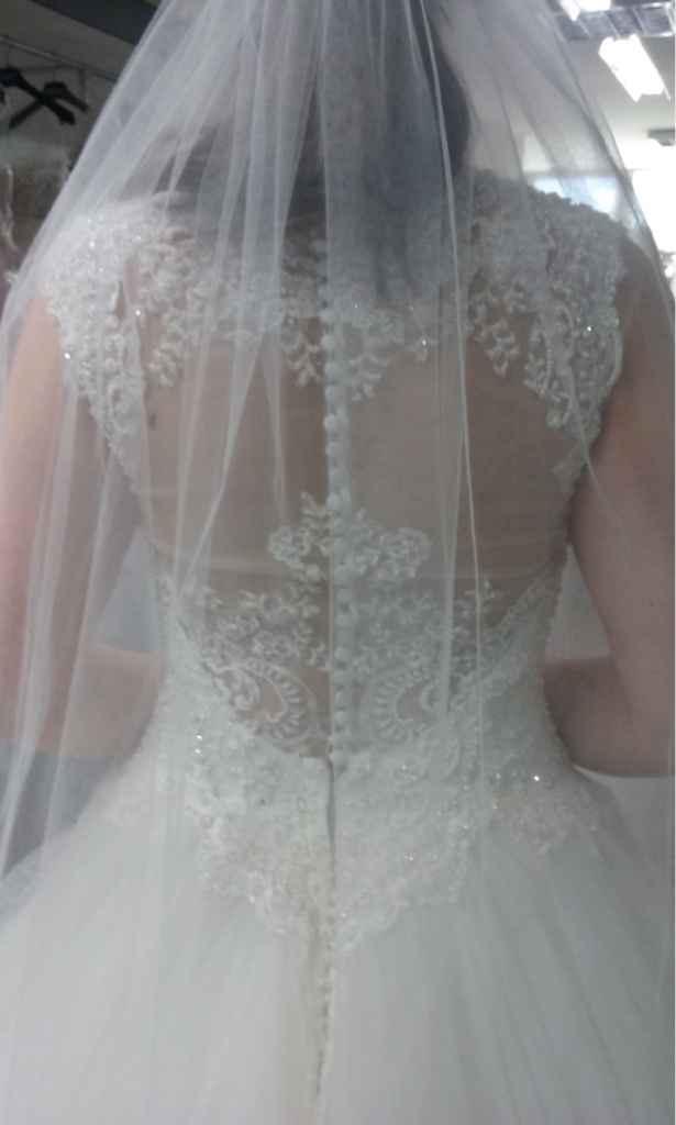 Aqui está o meu vestido - 3