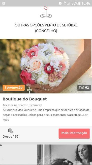 Buquês de noiva - 1