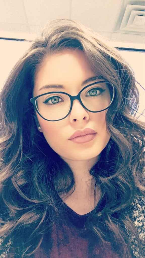 Inspirações maquilhagem noivas de óculos - 6