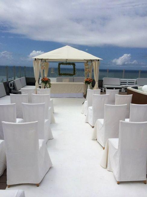 CHECKLIST: O local do casamento 3