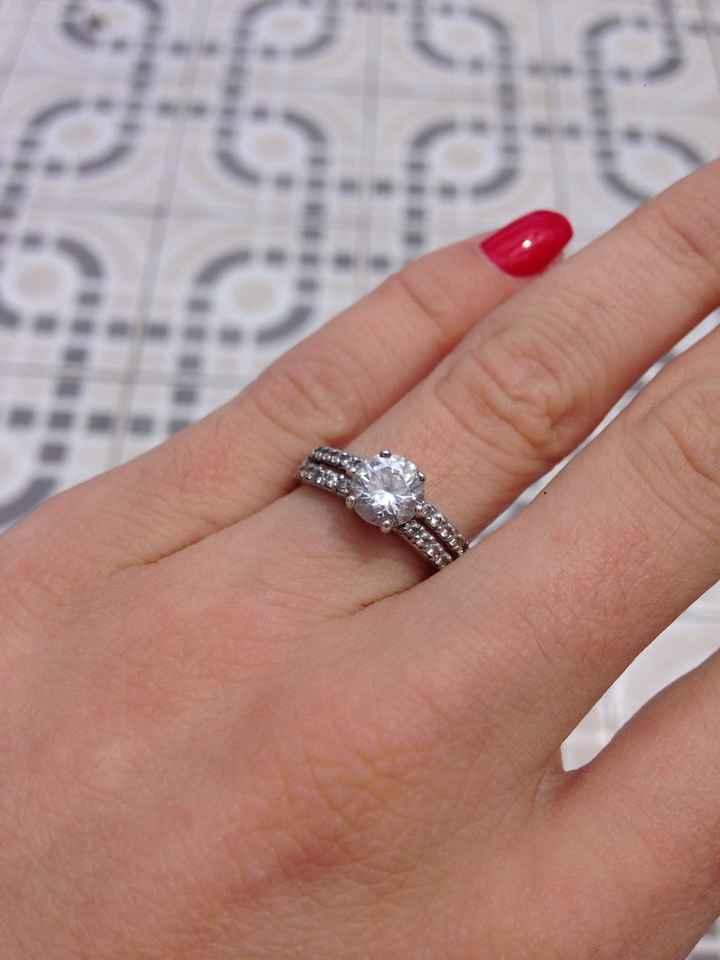 Se eu fosse uma Barbie - o anel de noivado - 1
