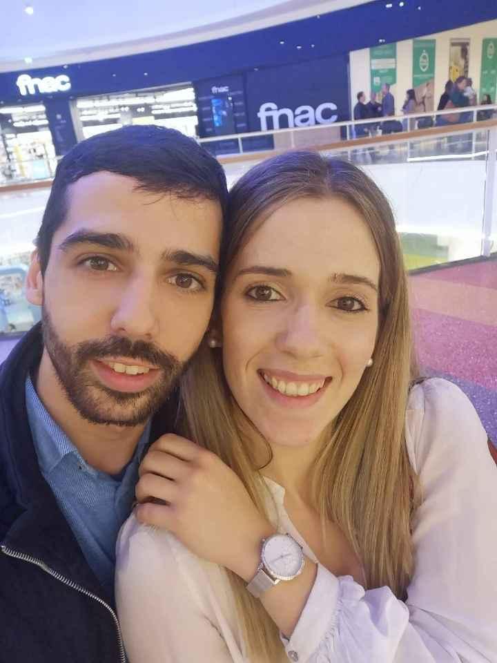 Noivos que se casam em 30 de Março de 2024 em Guimarães - 1