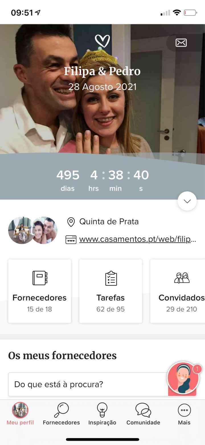 Noivos que se casam em 10 de Junho de 2020 em Porto (concelho) - 1