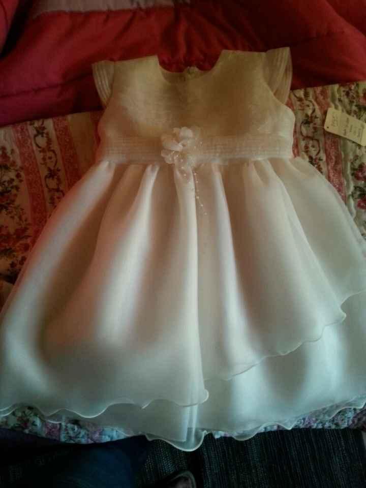 Vestidos das pequenas princesas . - 1