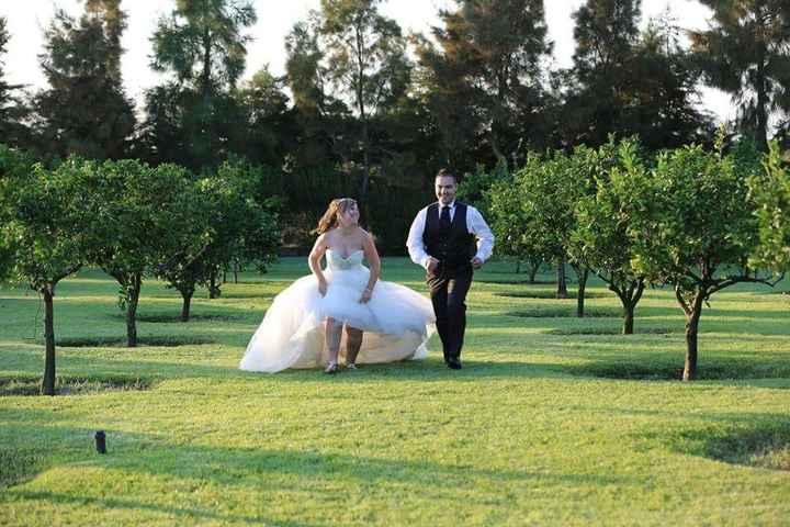 Casamento de sonho... até a grande tristeza ... - 2