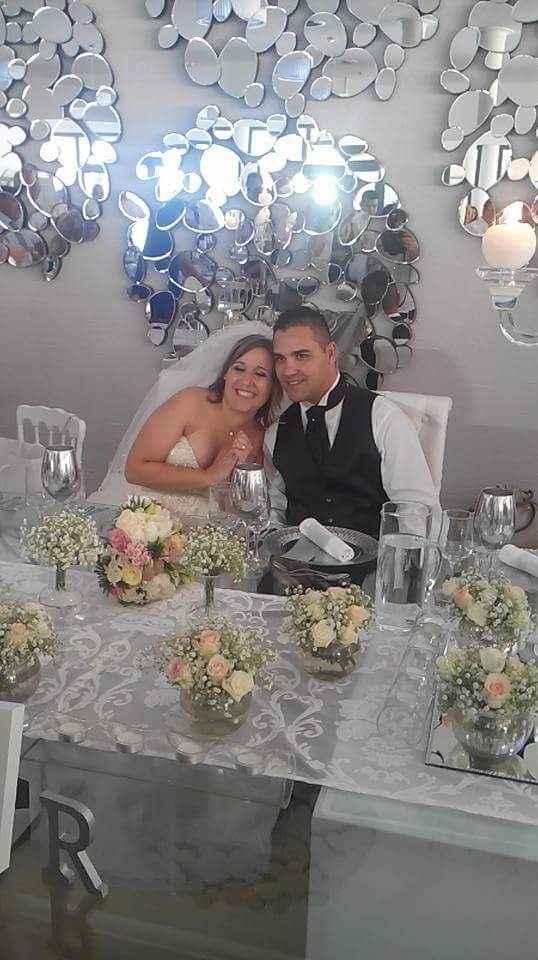 Casamento de sonho... até a grande tristeza ... - 3