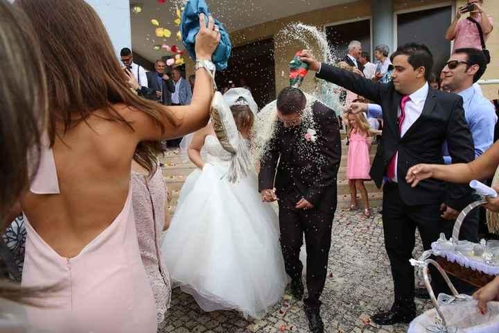 Casamento de sonho... até a grande tristeza ... - 6