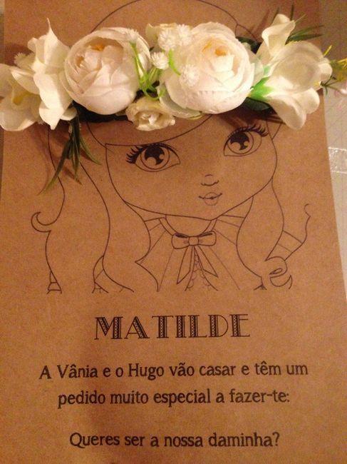 Convites Daminhas e Pagens 4