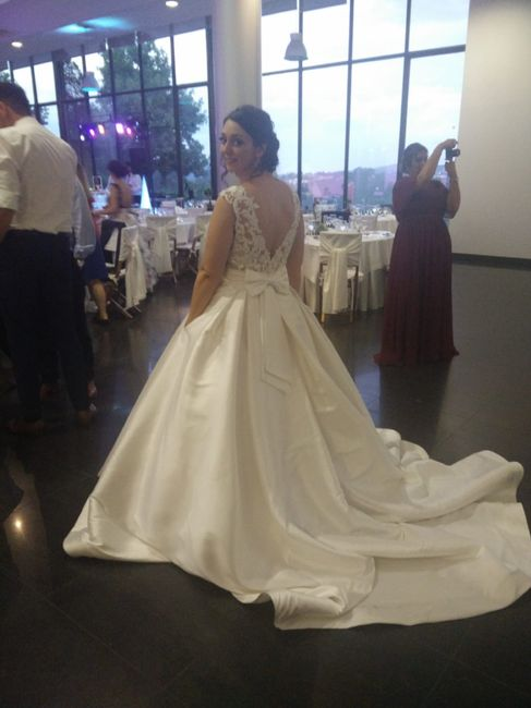 Vestidos de noiva com caudas enormes 2