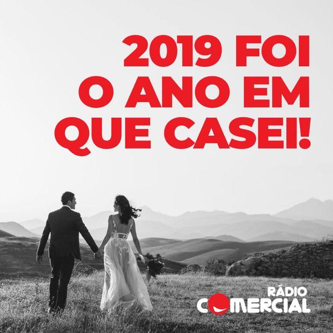 2019 - foi o ano!!❤️ 1