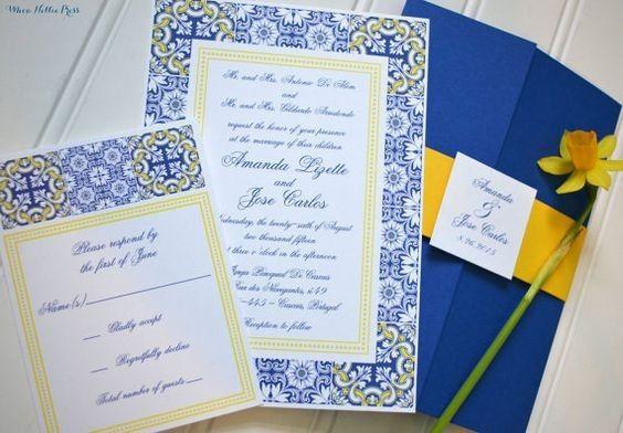 Um casamento à Portuguesa com certeza - azuleijos 4
