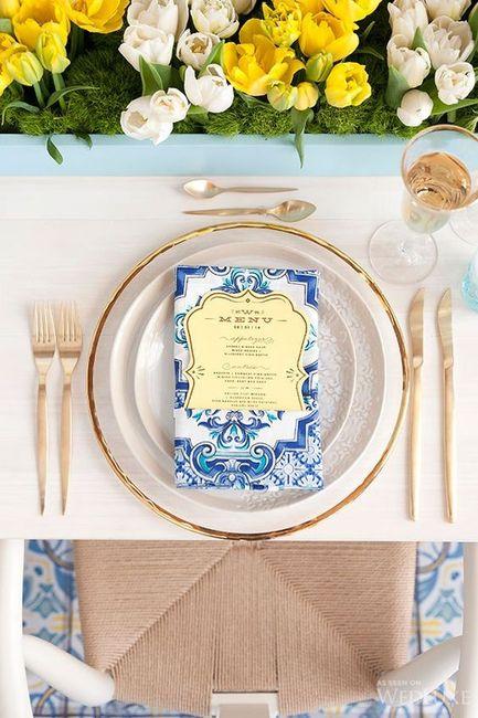 Um casamento à Portuguesa com certeza - azuleijos 7