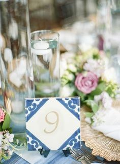 Um casamento à Portuguesa com certeza - azuleijos 12