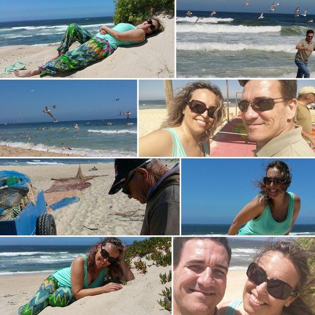 O Nosso Amor e a Praia!!