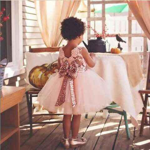 Vestido da menina das alianças!! - 1