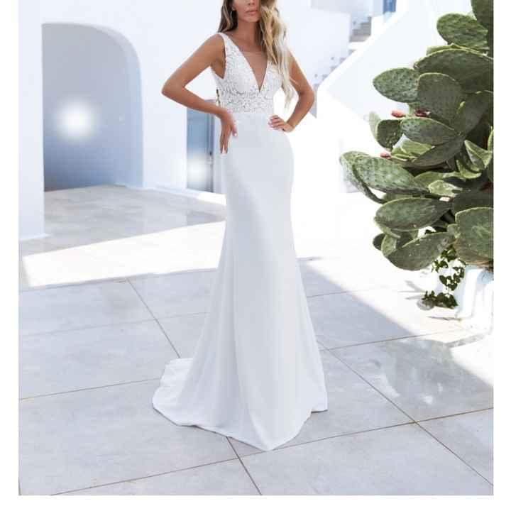 Vestido de Noiva - Porto - 1