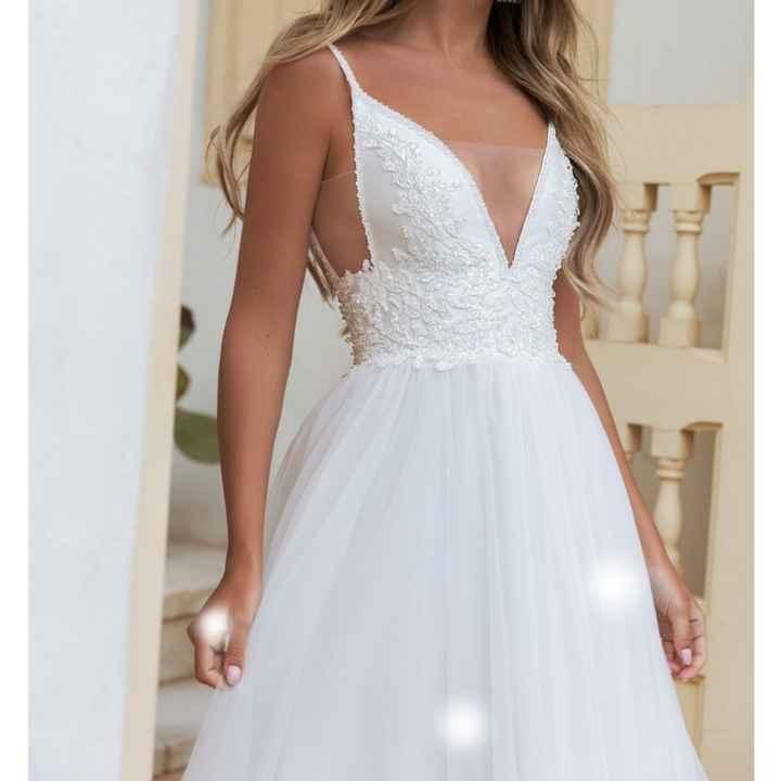 Vestido de Noiva - Porto - 3
