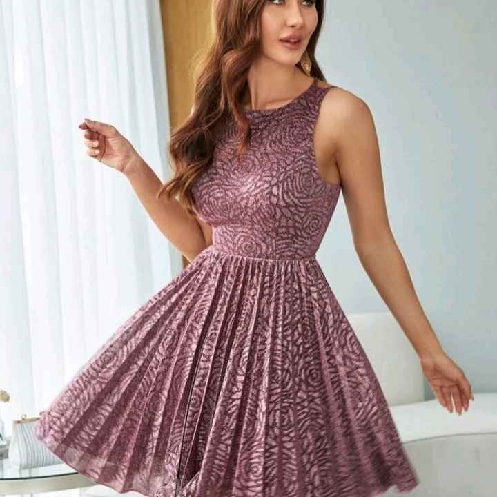 shein Lança Vestidos para Convidadas de Casamento - Vestidos Curtos - 11