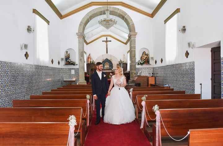 Como será a passarela do teu casamento? - 1