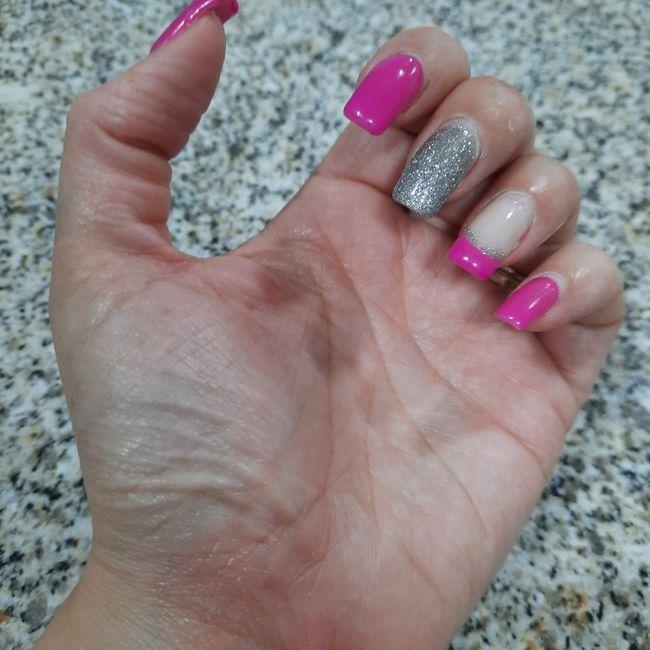 Se a manicure do dia C fosse a que usas no dia a dia.... 2