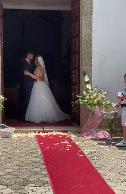 Finalmente Casados - Marta & Tiago 👰♀️🤵♂️ 1
