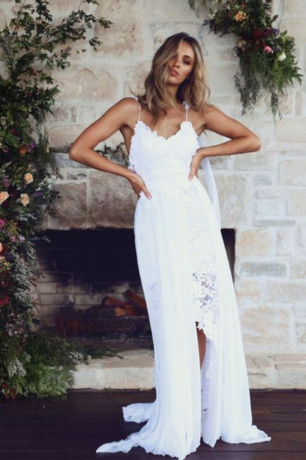 Vestido de noiva mais popular do pinterest - 1