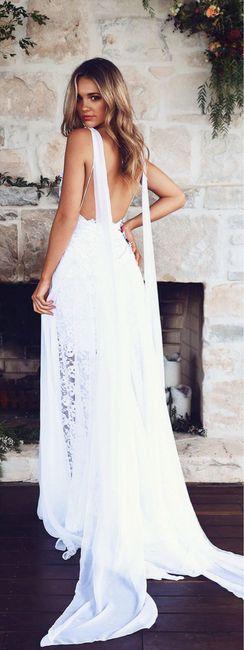 Vestido de noiva mais popular do pinterest - 3