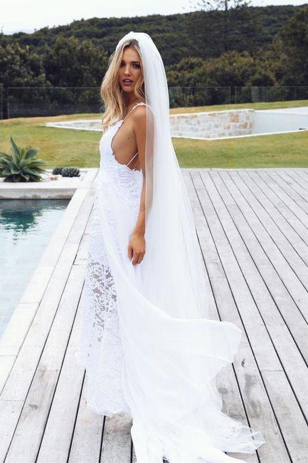 Vestido de noiva mais popular do pinterest - 5