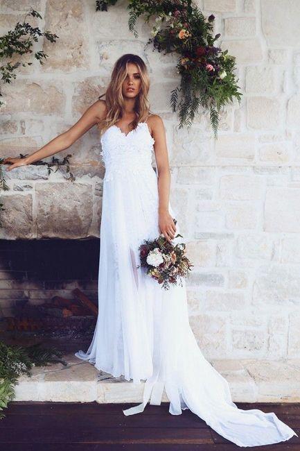 Vestido de noiva mais popular do pinterest - 6