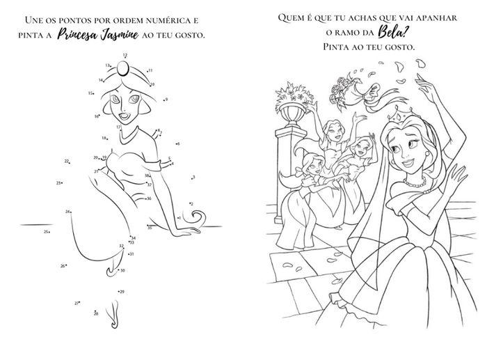 Lembranças Crianças - Livro de Actividades 13