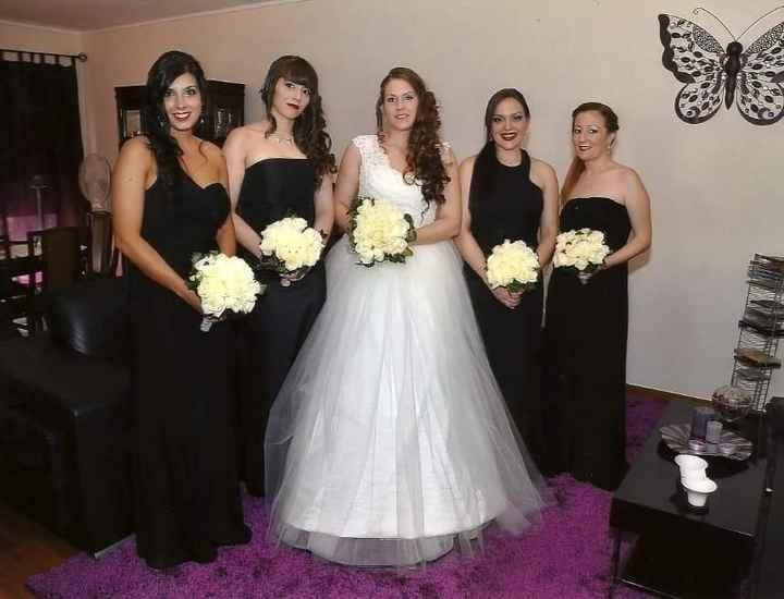 Casada de fresco - 1