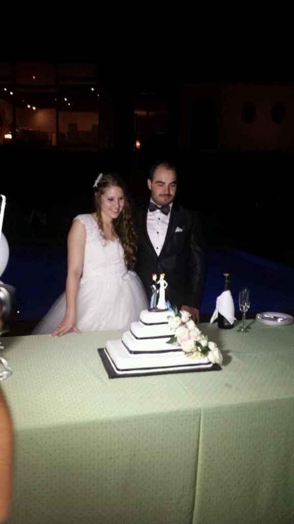 A escolha do bolo - 1