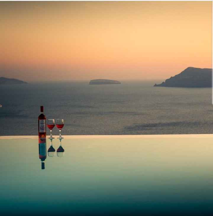 Santorini em maio - 1
