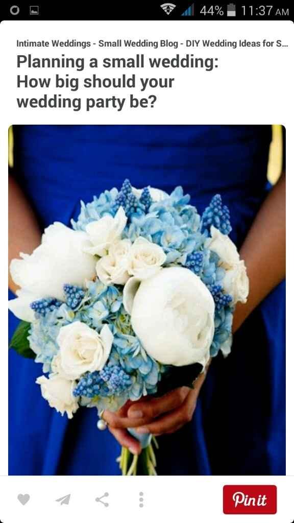 Inspirações - bouquets brancos / clarinhos - 1