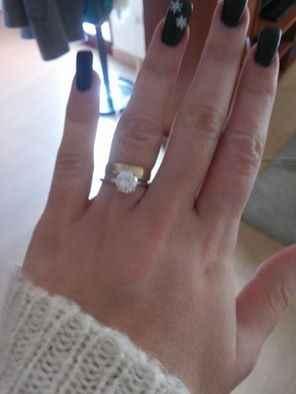 O anel :)
